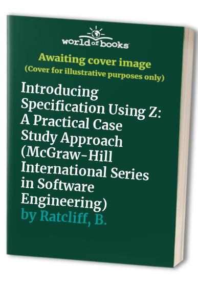 Introducing Specification Using Z By B. Ratcliff