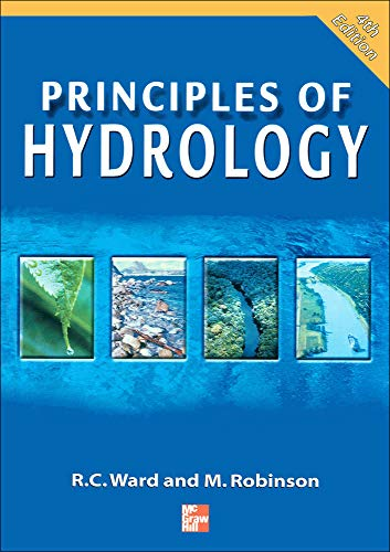 Principles of Hydrology by Roy Ward
