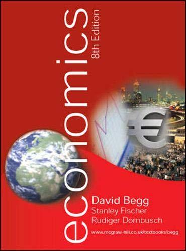 Economics by David K.H. Begg