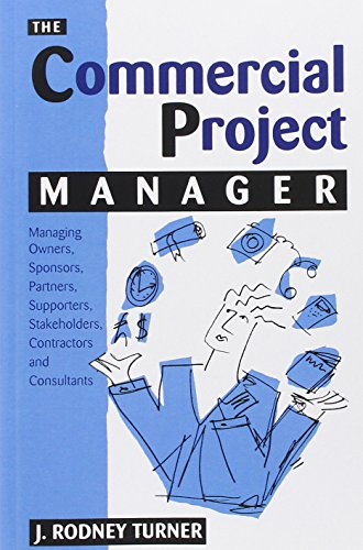 The Commercial Project Manager By TURNER