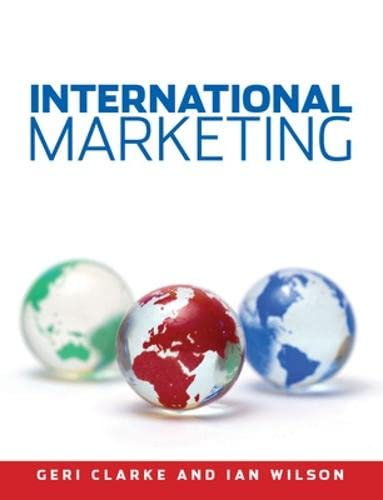 International Marketing by Geri Clarke