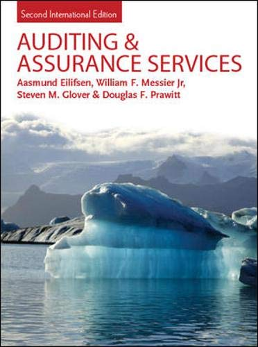 Auditing & Assurance Services: Second Intern... by Prawitt, Douglas F. Paperback