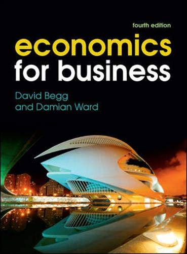 Economics for Business by David Begg
