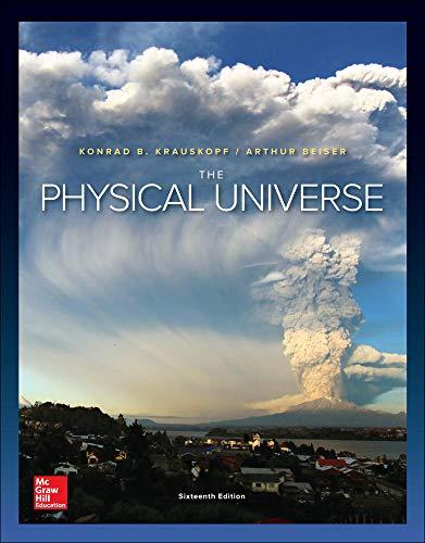 The Physical Universe By Konrad Krauskopf