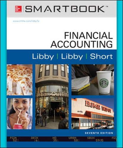 Financial Accounting By Robert Libby