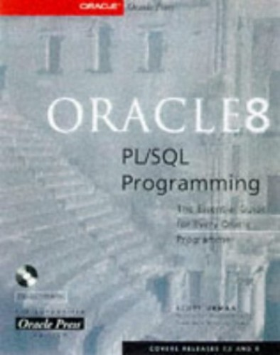 Oracle PL/SQL Programming By Scott Urman
