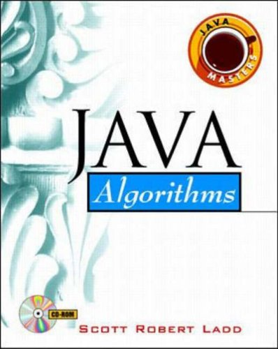 Java Algorithms By Scott Robert Ladd