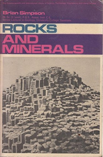 Rocks and Minerals By Brian Simpson