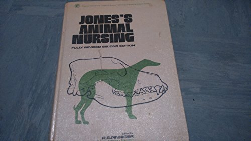Jones' Animal Nursing (Pergamon international library) by Bruce V. Jones