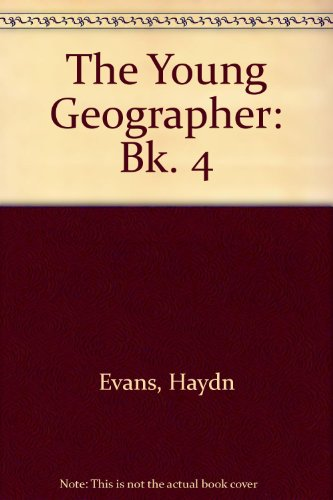 The Young Geographer By Haydn Evans