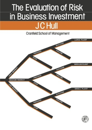 The Evaluation of Risk in Business Investment By J.C. Hull