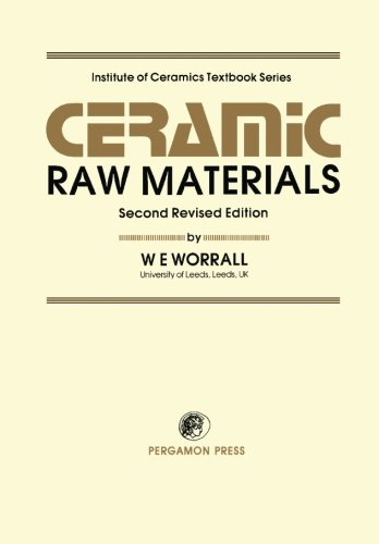 Ceramic Raw Materials by W.E. Worrall