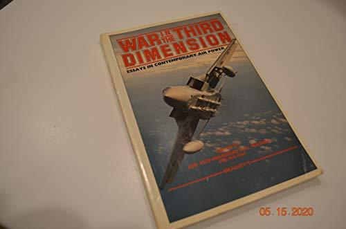 WAR IN THE THIRD DIMENSION By R. A. Mason