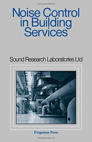 Acoustics in Building Services By Sound Research Laboratories