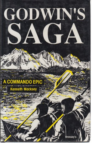 Godwin's Saga By Kenneth Macksey