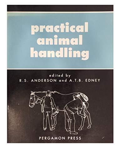 Practical Animal Handling By R. Anderson