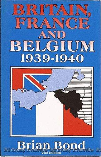 BRITAIN, FRANCE AND BELGIUM 1929 19 (Waterlow Publications)