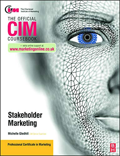 CIM Coursebook Stakeholder Marketing By Michelle Gledhill