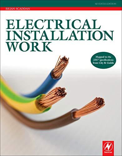 Electrical Installation Work By Brian Scaddan (formerly of Brian Scaddan Associates, UK)