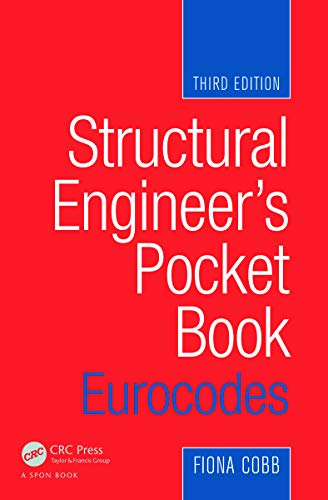 Structural Engineer's Pocket Book: Eurocodes by Fiona Cobb