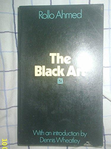 Black Art By Rollo Ahmed