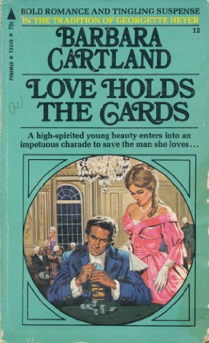 Love Holds the Cards By Barbara Cartland