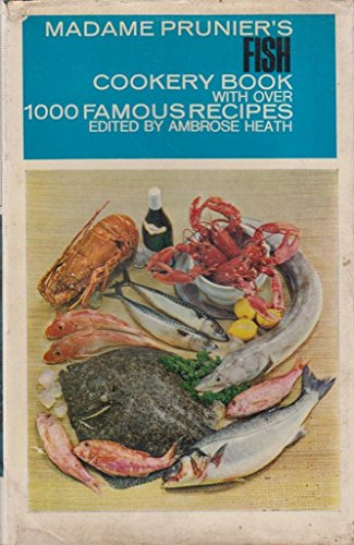 Fish Cookery Book By S.B. Prunier