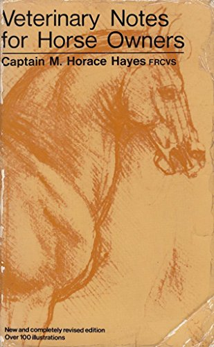 Veterinary Notes for Horse Owners By M. Horace Hayes