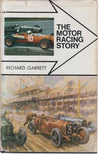 Motor Racing Story By Richard Garrett