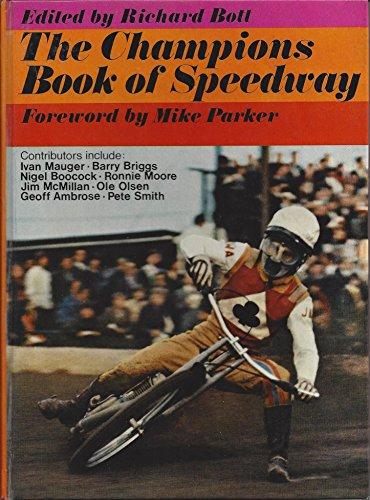 Champion's Book of Speedway