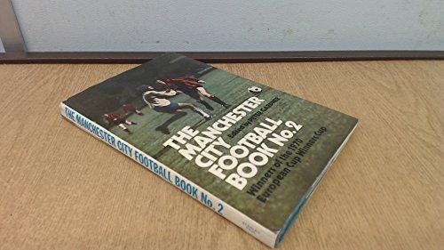 Manchester City Football Book By Peter Gardner