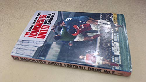 Manchester United Football Book By David (Edited By) Meek