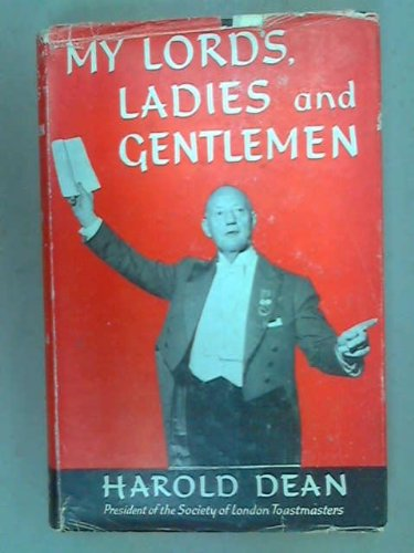 My Lords, Ladies and Gentlemen By Charlie Chester