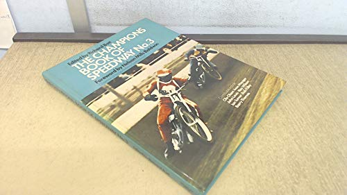 Champion's Book of Speedway No. 3