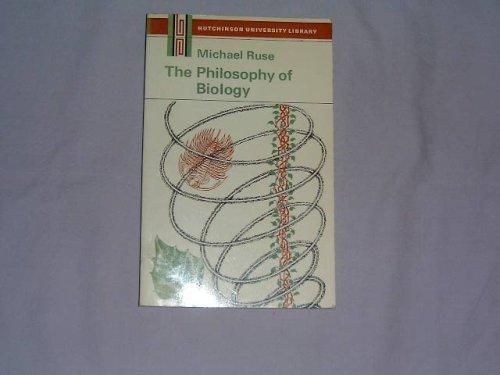 Philosophy of Biology (University Library)