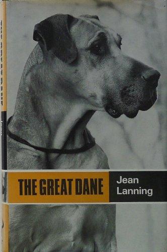 Great Dane (Popular Dogs' breed series) By Jean Lanning