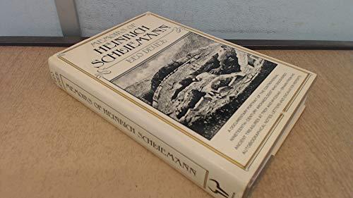 Memoirs of Heinrich Schliemann By Leo Deuel