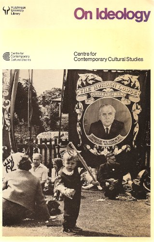 On Ideology By Centre for Contemporary Cultural Studies
