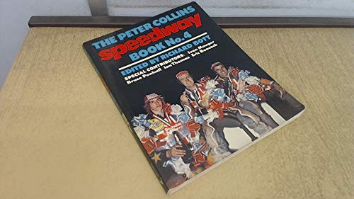 Speedway Book By Peter Collins