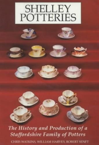 Shelley Potteries By Chris Watkins