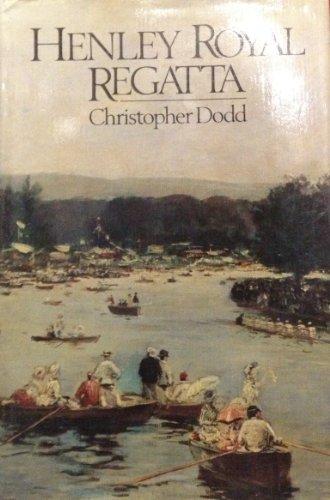Henley Royal Regatta By Christopher Dodd
