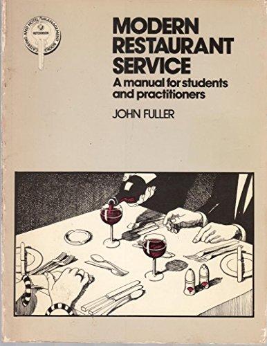 Modern Restaurant Service