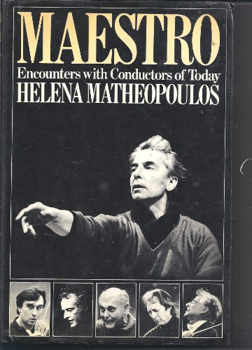 Maestro By Helena Matheopoulos