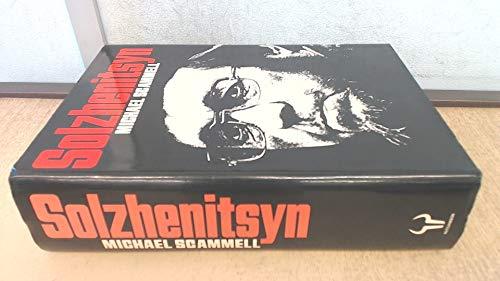 Solzhenitsyn By Michael Scammell