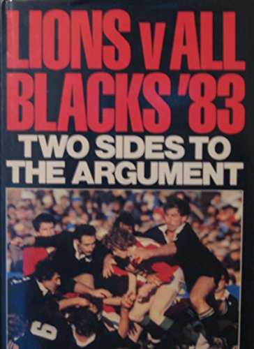 Lions Versus All Blacks, '83 By Ian Robertson