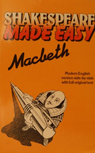 Shakespeare Made Easy: Macbeth (Simply Shakespeare) By William Shakespeare