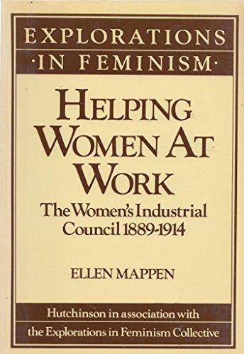 Helping Women at Work By Ellen Mappen