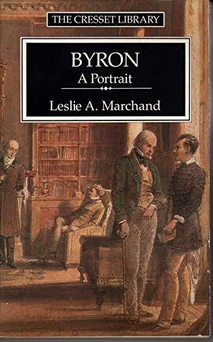 Byron par Leslie A. Marchand