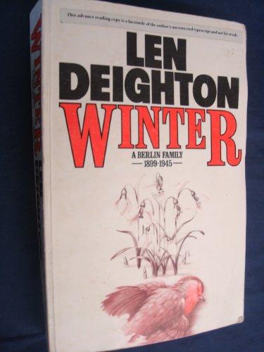 Winter: A Berlin Family, 1899-1945 By Len Deighton