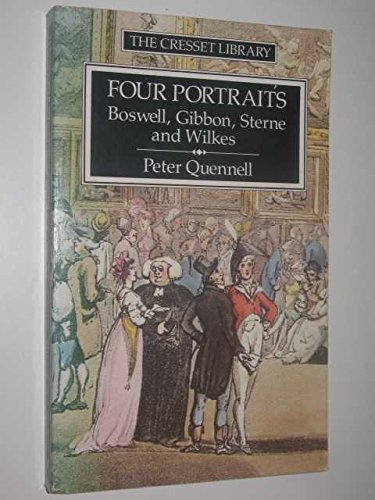 Four Portraits By Peter Quennell
